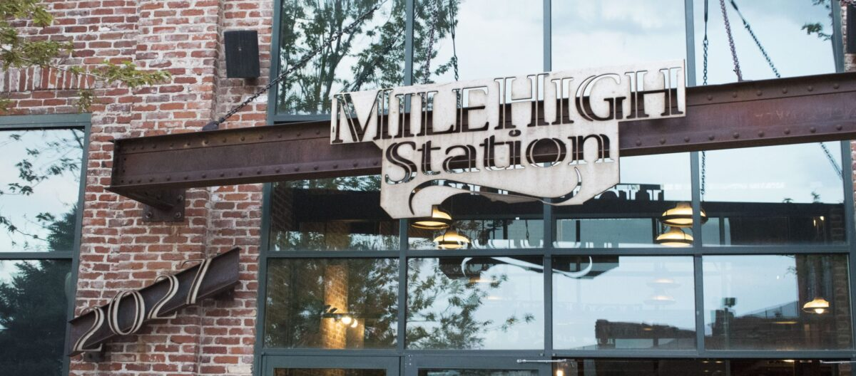 Mile High Station venue photo