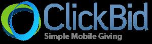 ClickBid logo